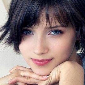 Slavic short hair mature bbw