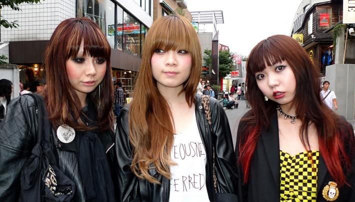 Hair Style Japan: Asians And Bad Hair Dye