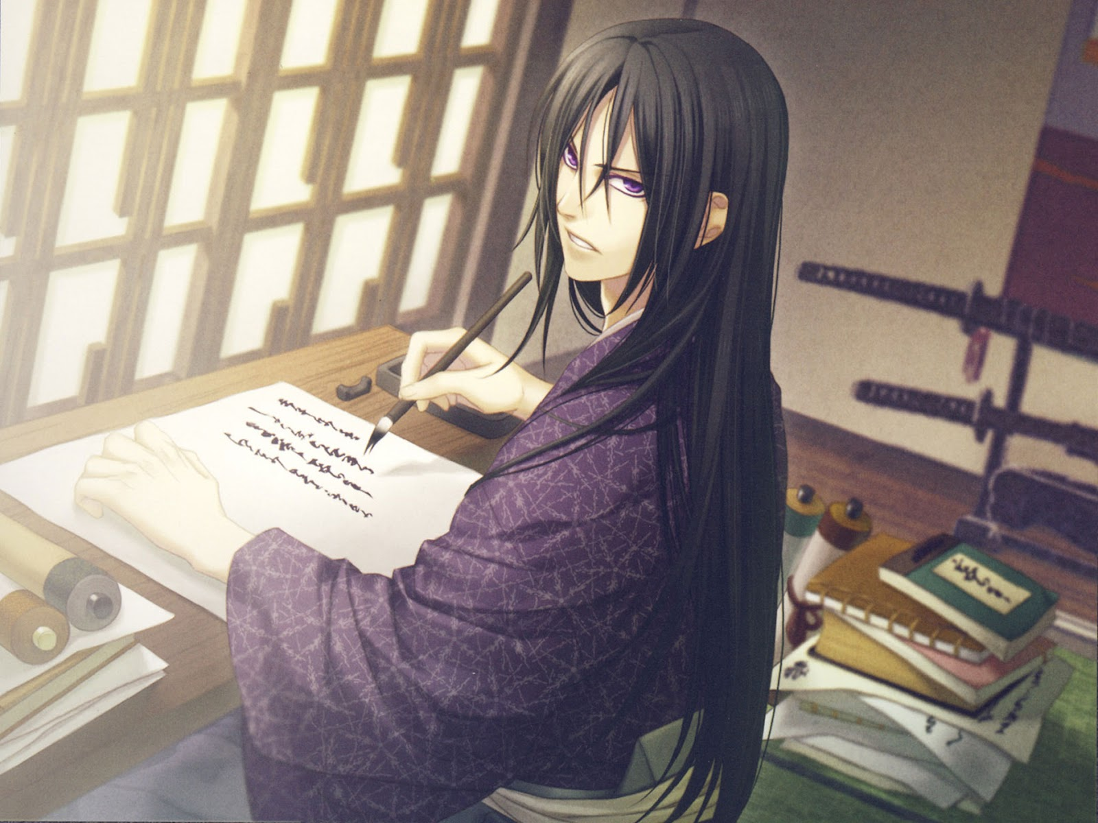 Akito Okita Porn ot/ - /otogen/ - otome gaming general