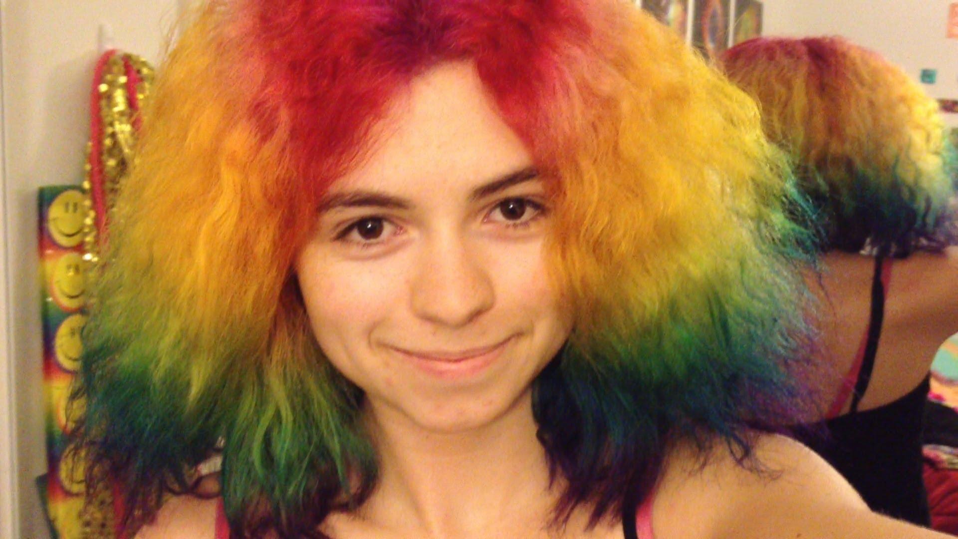 Ot Official Rainbow Girl