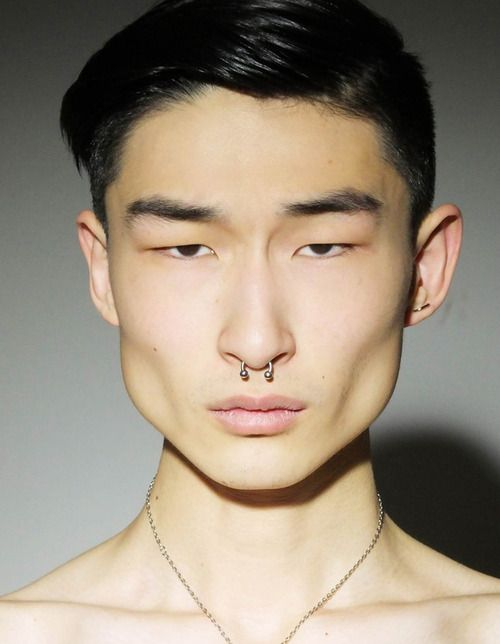 asian man face reference