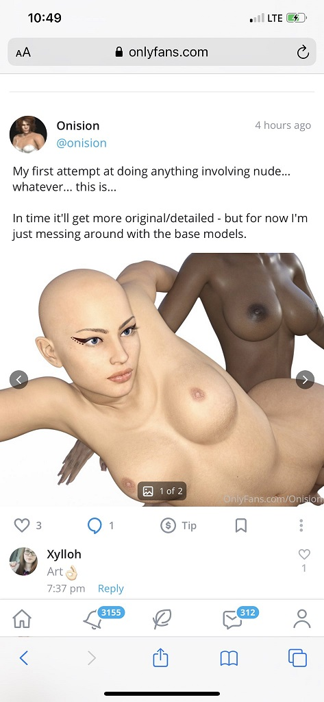 Onision Nudes