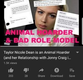 "pt/ - Taylor Nicole Dean and Jonny Craig + Jennifer ""Mama"