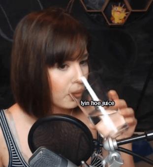 Zoie burgher twitch videos from nasty snack