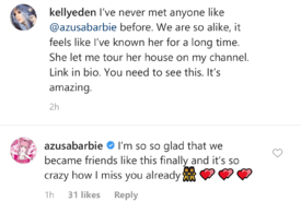 w/ - Kelly Eden XI: Pastel Thot Abandonment Issues Edition